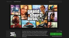 Epic Games Store, the digital online game market, listed the extremely standard sport Grand Theft Auto V (GTA V) for free on May Shortly after the sport wen Gta 5, Grand Theft Auto, Gta Online, Online Games, News Games, Video Games, Ps4, Playstation, Saints