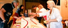 Krativ-Workshop mit Hotelgästen