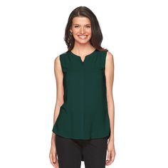 Women's Apt. 9® High-Low Hem Blouse
