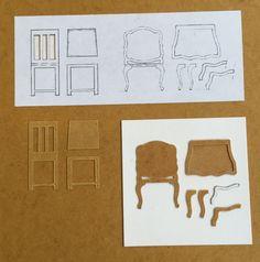 1:12 modern miniature houses                                                                                                                                                                                 More