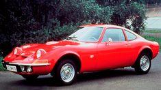 Opel 1.9-GT 1968