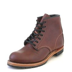 Red Wing Shoes Men's Beckman Round Boot « Clothing Impulse Men's Shoes, Wing Shoes, Shoes Men, Leather Fashion, Mens Fashion, Red Wing Boots, Sneaker Boots, Dream Shoes, Boots