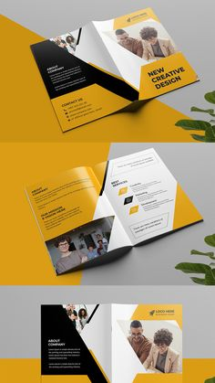 This Corporate Tri-fold Brochure template is suitable for a creative and corporate agency. It's made with Photoshop and easily editable text, logo, color, image, and all layers are properly organized. In this PSD file. #brochure #bifold #bifold_brochure #brochure_template #proposal #annualreport #squre_brochure #bifold_design #elegant #flyer #corporate_bifold #business_bifold a4_brochure #brochure_template #corporate #business #advertising #company_profile #multipurpose #promotion #markting Bi Fold Brochure, Brochure Design, Brochure Template, Corporate Business, Business Brochure, Social Media Poster, Business Profile, Advertising Agency, Company Profile