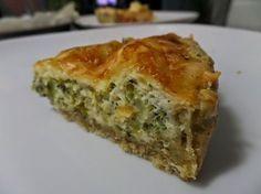 Paleo brokkolis pite - MINDENMENTES