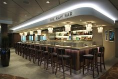 29 Dining Options on the Norwegian Breakaway: The Raw Bar