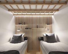 Galería - Dream Hotel / Studio Puisto Architects - 4