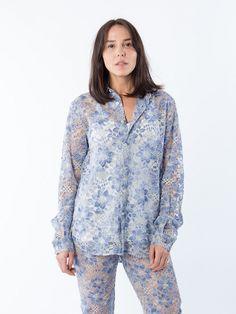 Johannes Adele - Nobel Shirt Lace
