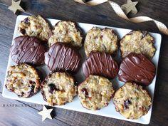 Raspberrybrunette: Marokánky OK! Czech Recipes, Brownie Cookies, Home Food, Christmas Cookies, Nutella, Tiramisu, Sausage, Deserts, Muffin