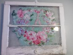 Another Window I painted!