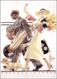 Marieaunet: J. C. Leyendecker - 1874 - 1951