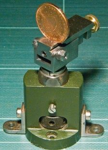 Miniature Tilting and Swiveling Vise by wefalck