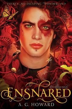 YA Book Review: Ensnared by A. G. Howard. Ever have one of those series where, when you get to the end of it, you ask, why didn't I just stop after book 1? You keep thinking it will get better with the next book, but then you're just disappointed again. I'm really not sure why I kept reading this series after I finished Splintered. Recommended for readers who enjoy reading books with Fairy Tales, Fantasy, Retellings, Romance, Young Adult - 2 Stars. Click through to read the full review!