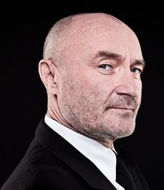 Phil Collins' sons urged him to return to music.: Phil Collins' sons urged him to return to music Peter Gabriel, Phil Collins, Charles Collins, Heavy Metal, Famous Vegans, In The Air Tonight, Best Rock, Band Posters, Rock Bands