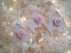 shabby pink ornaments | hp-pink-shabby-clay-roses-3-Tea-Cup-Xmas-Ornaments-cottage-victorian ...