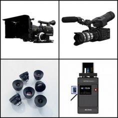 New Cameras Created Especially for Filmmakers Change the Game