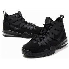 http://www.asneakers4u.com/ Charles Barkley Shoes Nike Air Trainer Max 2 94 Black