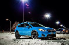 Crosstrek Sport 2016 Hyper Blue Roues/pneus : Method Race Wheels mr502 VtSpec 15x7 et +15 BFGoodrich All Terrain T/A ko2 215-75 15