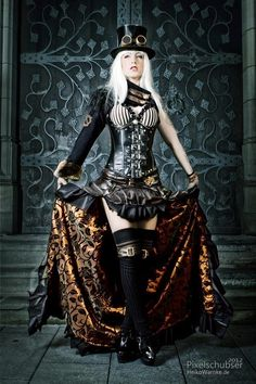 I have no idea what this is from but I want that skirt and I want it BAD.