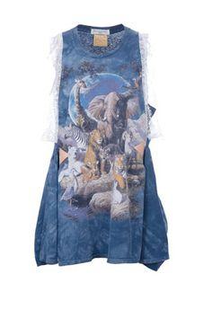 Wild thing! Animal fashion we love