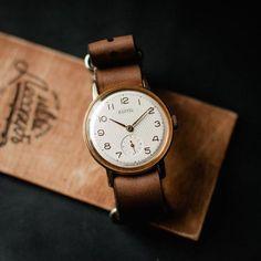 29ed96a5150 Watch vintage man wrist watch watch retro man dress by Trulesorub