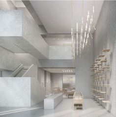 Very Valentino - Valentino Fifth Avenue Flagship by David Chipperfield