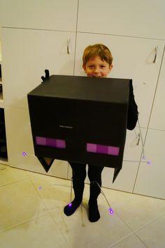 The Minecraft Blog • x0stuff: Best Minecraft costume I've seen. ...