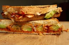 Drunken Sandwich (sooo good)