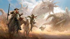 cowboy-western-concept-art-illustration-01-kekai-kotaki
