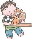 Gifs Cute Colors - Crianças ~ Cantinho Luma D. GIFS