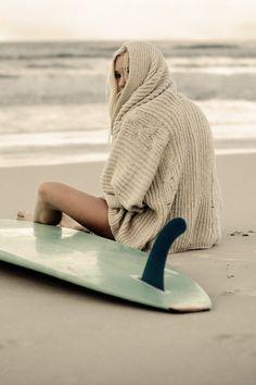 cozy shrug - Spell & the Gypsy Collective slash i wanna surf Beach Bum, Summer Beach, Spring Summer, Winter Beach, Summer Breeze, Ocean Beach, Summer 2015, Summer Days, Surf Style