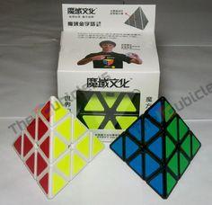 TheCubicle.us : MoYu Pyraminx : Pyraminx