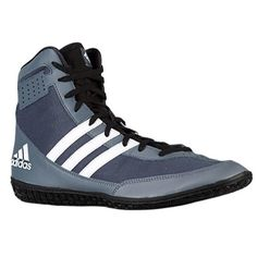 uk availability fa994 b3f4d adidas Mat Wizard - Mens at Eastbay Wrestling Shoes, Boxing, Black White,  Black