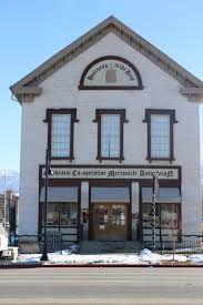 Ephraim, UT Co-Op building today. Snow College, Utah, Buildings, Mansions, House Styles, Places, Home Decor, Decoration Home, Room Decor