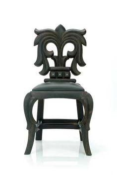 Chrome Hearts Chair
