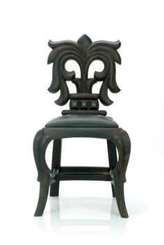 Chrome Hearts Chair