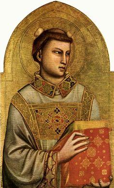 Giotto. Santo Stefano. 1320/1325.
