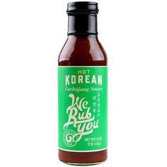 Korean Gochujang Hot Sauce