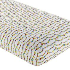 Love this Baby Sheets: Circus Banner Crib Fitted Sheet in Crib Fitted Sheets