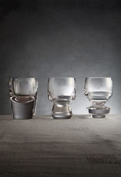 Modern Scandinavian Crystal   Mari Isopahkala