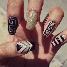 Instagram media soto_sandra #nail #nails #nailart