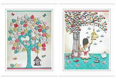 """""""Love Whoo You Are"""" and """"Paint Your World""""- matching art prints by Roxyoxy Creations www.roxyoxy.com.au #artprints #art #illustration #childrensillustration #childrensart #childrenswallart #childrenswalldecor #artforchildren #artforchildrensrooms #kidswallart #kidswalldecor #childrensinteriordesign #kidsinteriordesign #papercutart #girlswallart #girlswalldecor #roxyoxycreations #childrensartprints #girlsinteriordesign #wallartforgirls #paintyourworld #girlpainting #papertree #owls"""