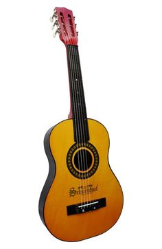 Toddler Schoenhut Six-String Acoustic Guitar Oak/ Natural One Size