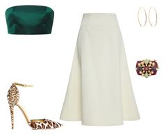 """""""Untitled #2124"""" by teodoragucunski ❤ liked on Polyvore featuring Dsquared2, Katie Ermilio, Chanel and Lana"""