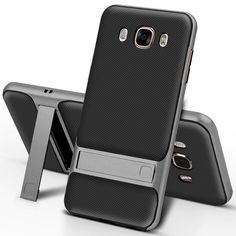 For Samsung Galaxy J7 2016 Case TPU + PC 2 in 1 Phone Cases Ultra Thin Phone Stand Cove For Samsung Galaxy J710 J710F J710M Case