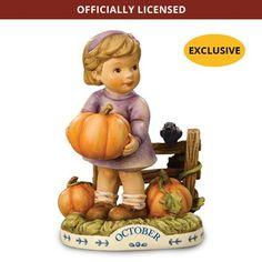 M.I. Hummel Calendar Figurines - main