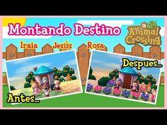 Montando Destino con Iraia, Jesus y Rosa + Cod.  App Fotos con Animal Cr...