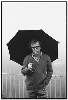 Woody Allen | by Mary Ellen Mark