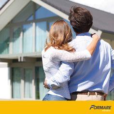 Vai construir sua casa?  Atente aos detalhes: telhas erradas podem transformar sua tão sonhada casa em dor de cabeça.  E as telhas corretas são as telhas Formare Metais. :)