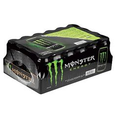 Monster Energy Drink (16 oz. cans, 24 ct.) - Sam's Club