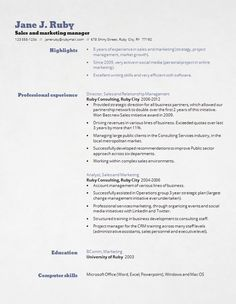 8 Best resume images   Resume examples